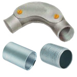 Galvanised and Conduit Parts